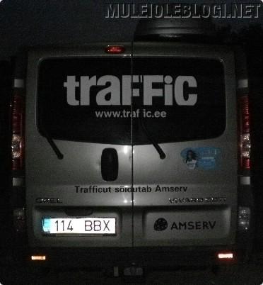 Trafficu buss