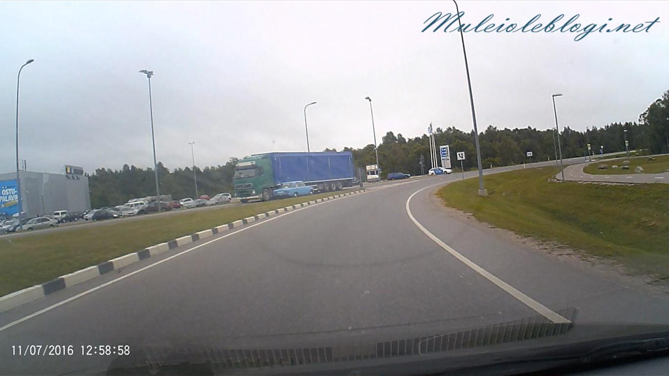 Suveõhtu jututeemad: autojuhi ebaõnn