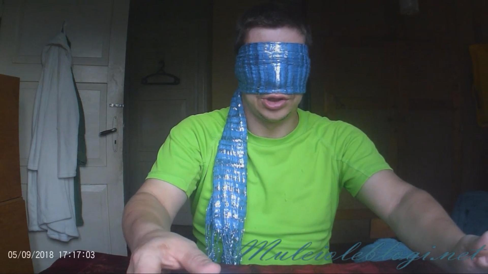 Pimesiku videopostituse challenge